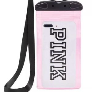 VS Pink Phone Pouch